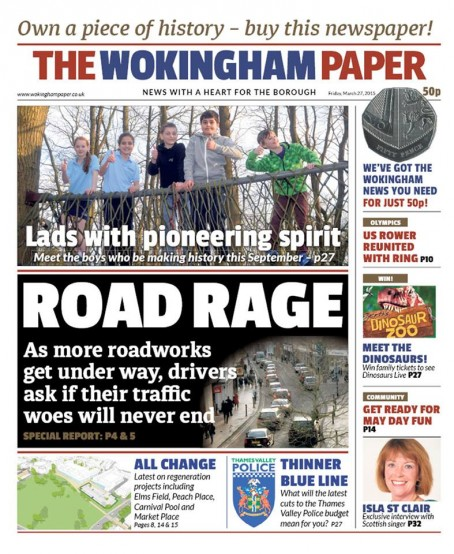 Woky Paper issue 1
