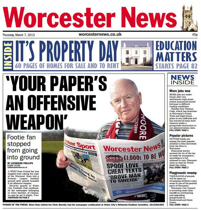 worcester news - photo #8