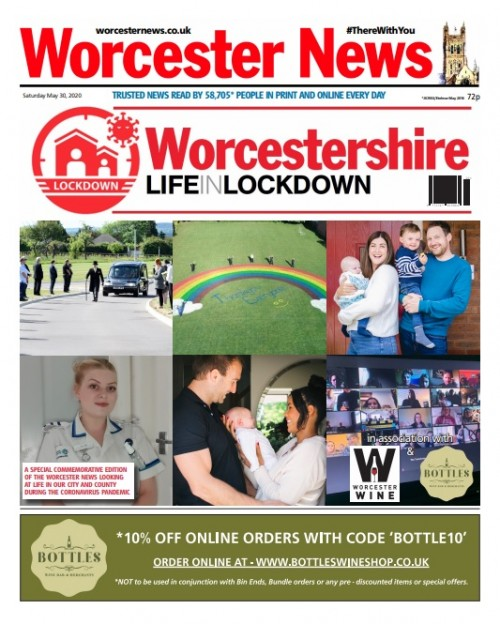 The News has covered the effects of coronavirus on Worcester in recent months