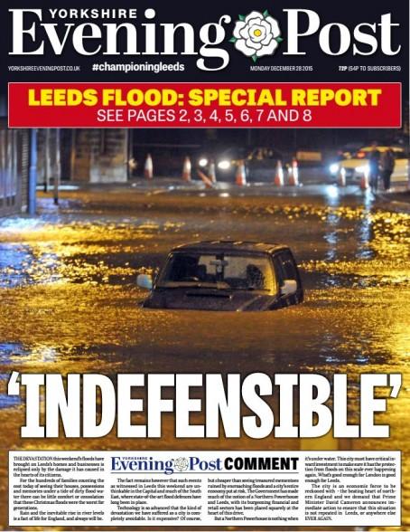 YEP floods