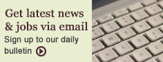 Sign up to our daily newsletter for the latest journalism news and jobs