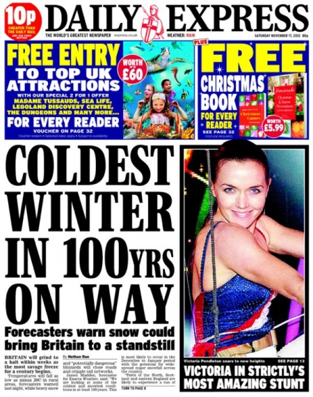 Trinity Mirror in talks over stake in Express titles ... Daily Express
