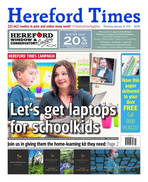 hereford laptops