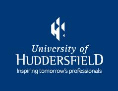Huddersfield Uni logo