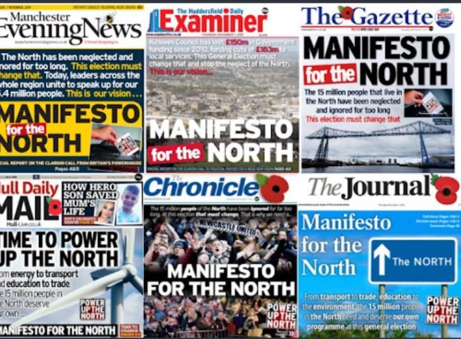 manifesto fronts