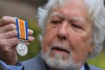 Daily helps reunite soldier's family with medal 103 years after death