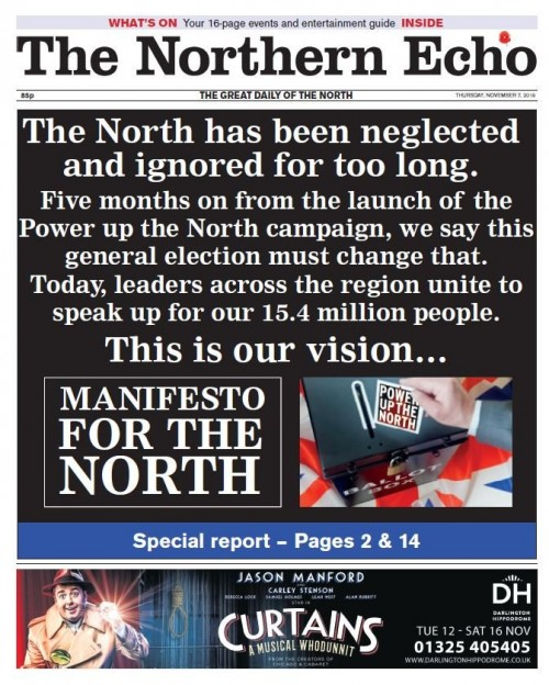 northern manifesto