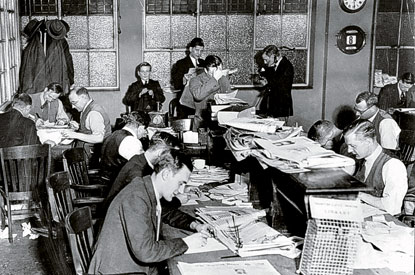 sub-editors