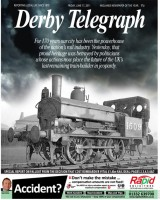 The Telegraph's front page earlier this month after the Thameslink decision was announced